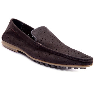 Sole Strings Mens Brown Casual Shoes (LUESL90900BRM00)