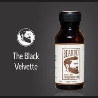 Beardo Beard & Hair Fragrance Oil, The Black Velvette 50ml