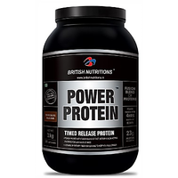 British Nutrition Power Protein - 1 Kg Chocolate