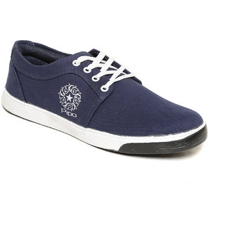 Pipo Blue Canvas Sneaker Casual Shoes For Men - 89287068