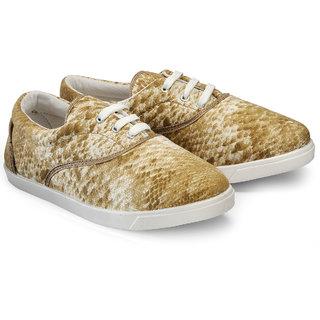 Nell Women Beige Casual Shoe (HP2016-30-Beige)