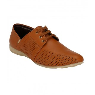 Sole Legacy Mens Tan Casual Shoes