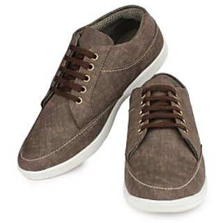 Do Bhai Men Brown Casual Shoes (ST-010-Brown)