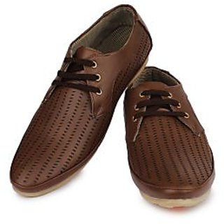 Do Bhai Men Brown Casual Shoes (ST-080-Brown)