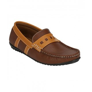 Sole Legacy Men Brown Casual Loafers