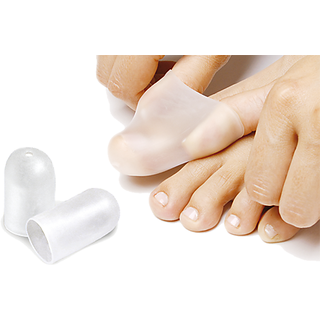 Relief Silicone Toe Cap- Free Size