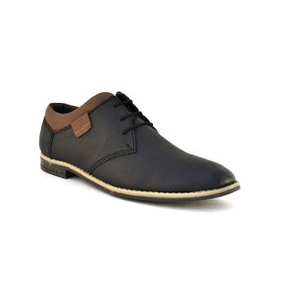 Zoot24 Men Black Casual Shoes (0083HOLYBRO-BLACK)