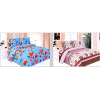 Carah Exclusive Pack Of Two Bedsheet(2B009)