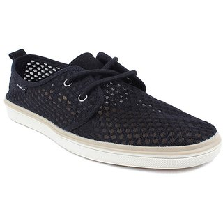 Spunk Men Black Casual Shoes - 89818362