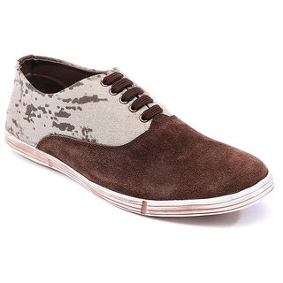 Spunk Men Brown Casual Shoes - 89818473