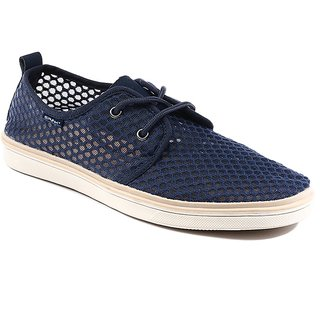 Spunk Men Navy Casual Shoes - 89818359
