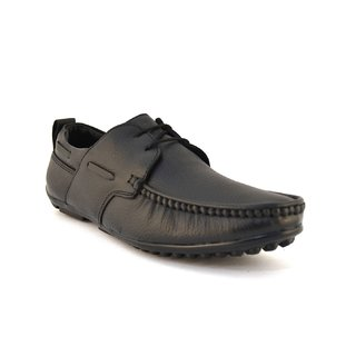 Zoot24 Men Black Loafers And Moccasins (0032HOLY1)