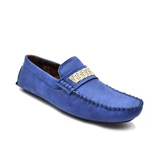 Zoot24 Men Blue Loafers And Moccasins (1012KOPE-BLUE)