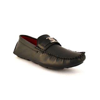 Zoot24 Men Black Loafers And Moccasins (JV203-WALKER1)