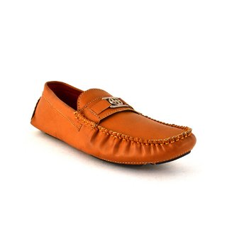 Zoot24 Men Tan Loafers And Moccasins (JV203-WALKER8)
