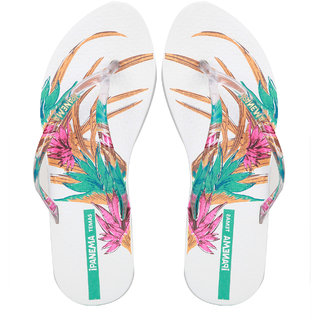 Ipanema-Women-White-Clear-Flip Flop (25437-22452-US10-WHITE-CLEAR)