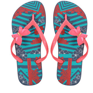 Ipanema-Women-Blue/Red-Flip Flop (25493-20698-US10-BLUE-RED)