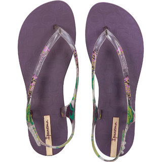Ipanema-Women-Purple-Clear-Flip Flop (25523-22420-US10-PURPLE-CLEAR)