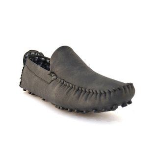 Zoot24 Men Grey Loafers And Moccasins (-7701-GREY)