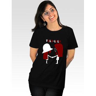 Incynk Women's Tulu-Lulu Tee (Black)
