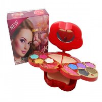 ADS Fashion Colour Make-up Kit With Free Mars Eye/Lipliner  Adbeni Accessories-AOGG