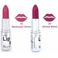 Color Fever Ultra Shine Crme Lipstick - Redwood Shine / Orchid Shine