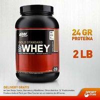 100% Oiriginal Optimum Nutrition 100% Whey Protein Gold Standard 2 Lbs
