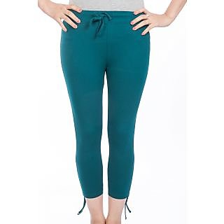 TSG BREEZE WOMEN'S CAPRI_515 Design_Til Blue Colour