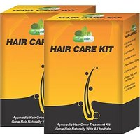 D Herbal Hair Care Kit Pack Of 2