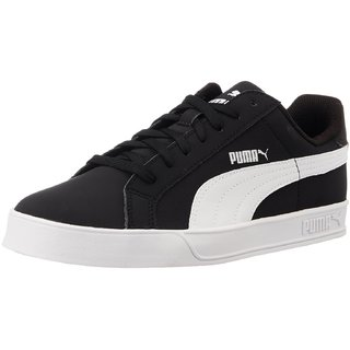 Puma Men Black Casual Shoes (35962209-Black)