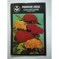 PBC Cockscomb Jewel Box Premium Seeds (Pack Of 100 Seeds)