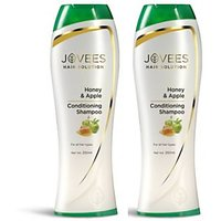 Jovees Honey And Apple Conditioning Shampoo 500 Ml