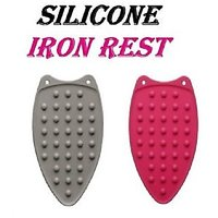 Silicon Iron Rest Silicon Pad For Clothes Steam Iron Of Any Brand