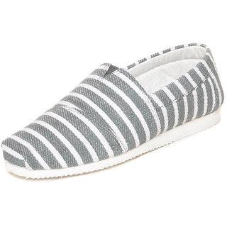 Ziera Paseos Men Grey Espadrilles (ZE1133)