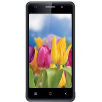 IBall Andi 4.5C Magnifico 1 GB RAM 8 GB ROM - Black Brown