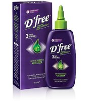 Athena D Free Overnight Anti Dandruff Lotion 50ml