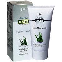 Dead Sea Minerals Mon Platin DSM Face Mud Mask