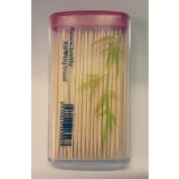 DENTAL FLOSS & TOOTHPICK- 20 PCS PACKET - 88186713