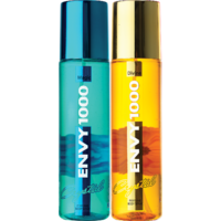 ENVY 1000 Magic  Divine Crystal Deo Combo (Pack Of 2)