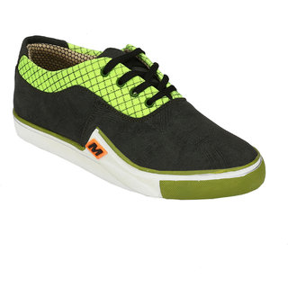 Hnt Men Grey Casual Shoes (JD080-GRY)