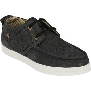 Hnt Men Grey Casual Shoes (JDV7-GRY)