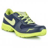 Jovelyn Blue  Light Green Sport Shoes J451
