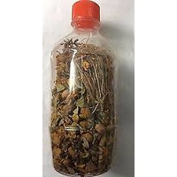 Dry Herbal Mix Jadi Booti Bottle For Long Black And Thick Hairs