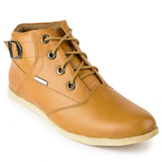 Jovelyn Tan Lace-up Casual Shoes J3116