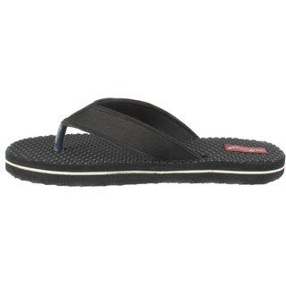 Walkaway Women Black Slippers (4202 Bk)