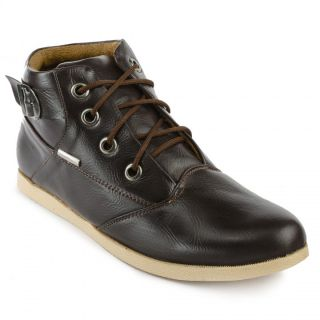 Jovelyn Brown Lace Up Casual Shoes J3117