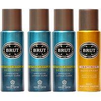 Brut Sports,Instinct Combo Set (Set Of 4)