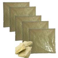 Natural Herbal Multani Mitti Powder (5  Pack Of 10 Gms )
