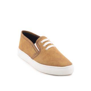 Bruno Manetti Women Tan Casual Shoes (2985-Tan)