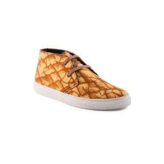 Bruno Manetti Women Tan Casual Shoes (2990-Tan)
